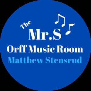 The Mr. S Orff Music Room – Matthew Stensrud